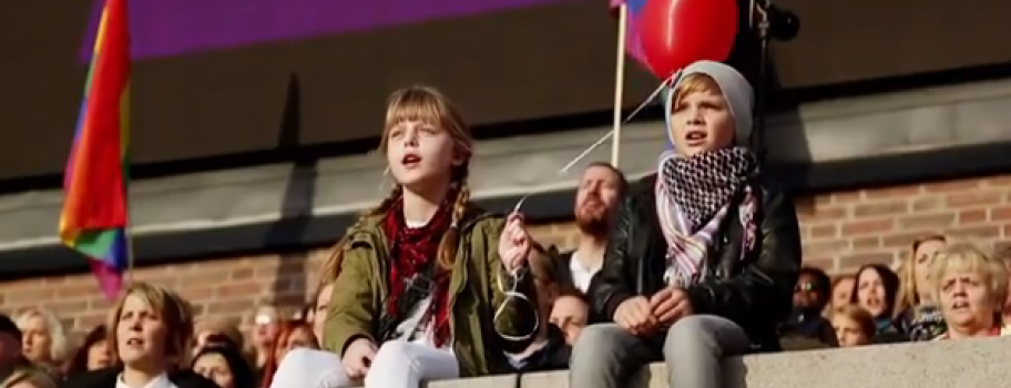 (VIDEO) A Sweden Campaign Shows Support For LGBT Russians, Heartfelt Video Image