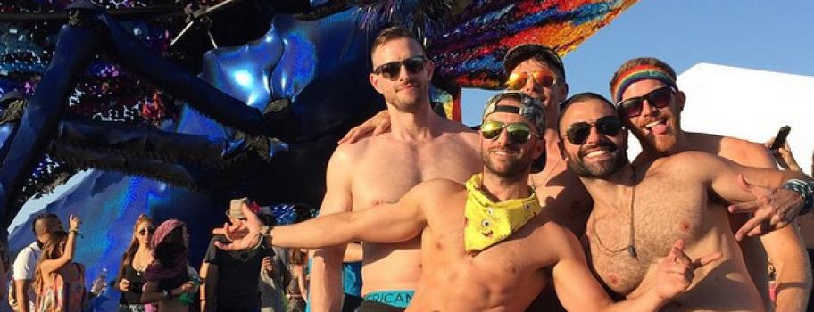The Men of Coachella Image