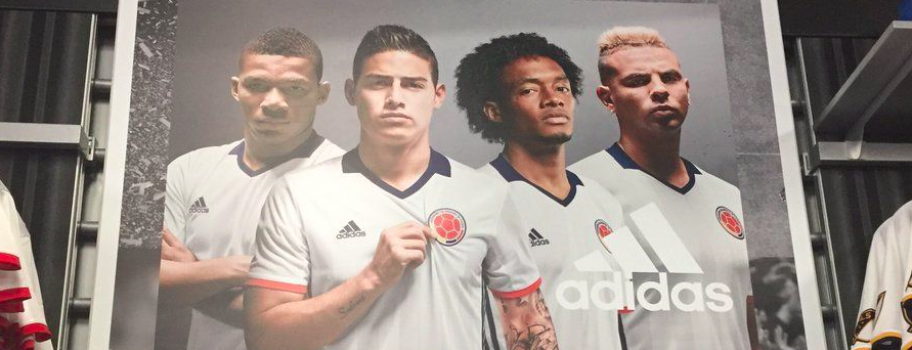 Adidas Apologizes to Colombia Image