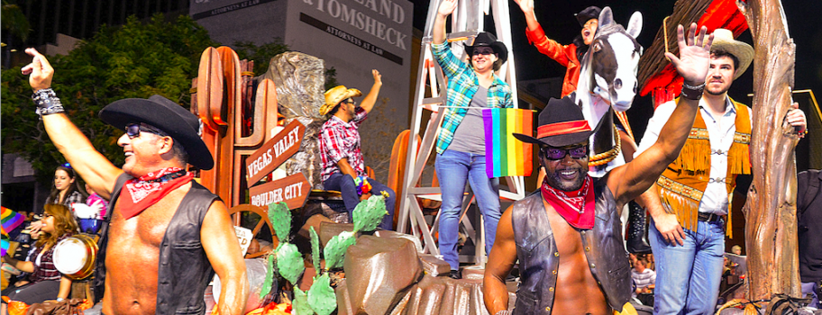 Show Your Pride in Las Vegas This Fall Image
