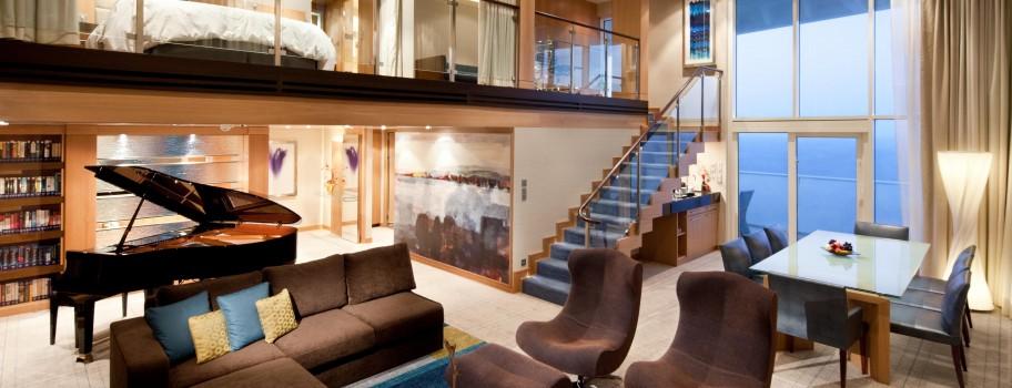 A Taste of Luxury on the High Seas Image