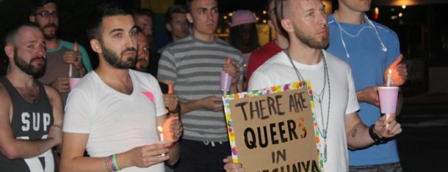 LGBT Atlanta rallies against anti-gay Chechnya purge Image