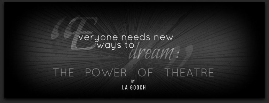 """EVERYONE NEEDS NEW WAYS TO DREAM"" Image"