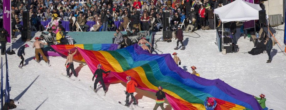 Winter Pride: Gay Ski Week Destinations 2018 Image
