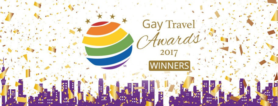 Gay Travel Awards 2017 Image