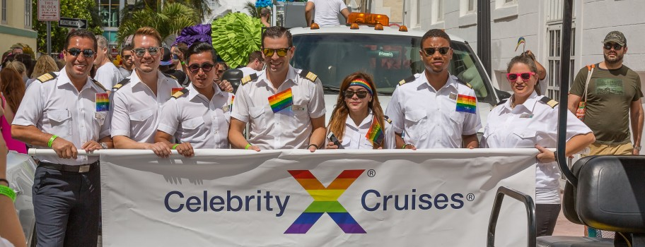 Celebrity Cruises & Miami Beach Pride 2018 Image