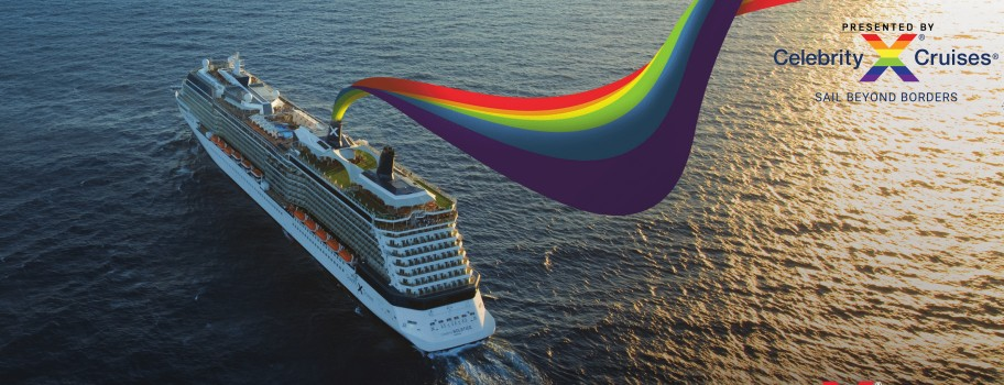 Celebrity Cruises Throws the Largest Pride Party at Sea Image