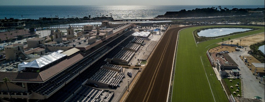 The Party of the Summer: Opening Day at Del Mar, July 18, 2018 Image