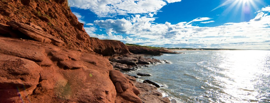 You CAN get there from here - Prince Edward Island Image