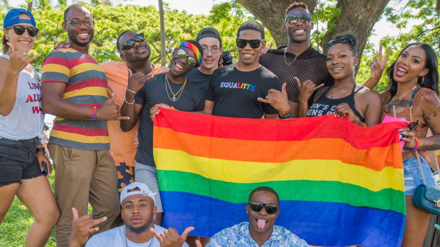 Let' s Get OUT There! and Celebrate Honolulu Pride with GayTravel, Advantage, and Aloha Hawaii!